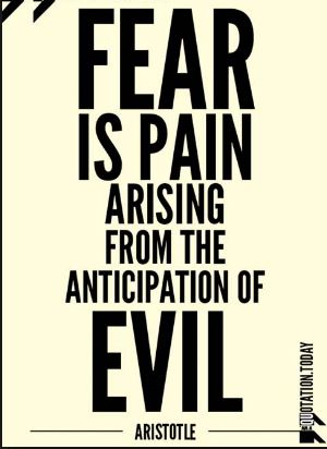 aristotle-inspirational-and-inspiring-quote-about-fear-fears-doubts-anticipation-of-evil-having-the-confidence-and-courage-to-face-your-work-challenges.