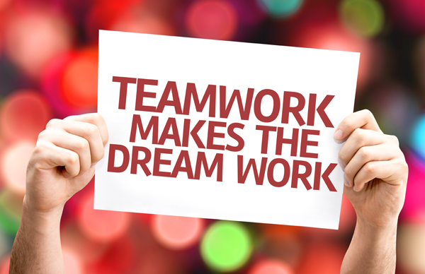 making-a-dream-work-by-building-a-highly-motivated-team-that-is-fully-dedicated-to-play-the-roles-of-a-great-teamwork-quotes-and-images. You can make a lot of things happen in your life by working with people who are not willing to settle for average success level.
