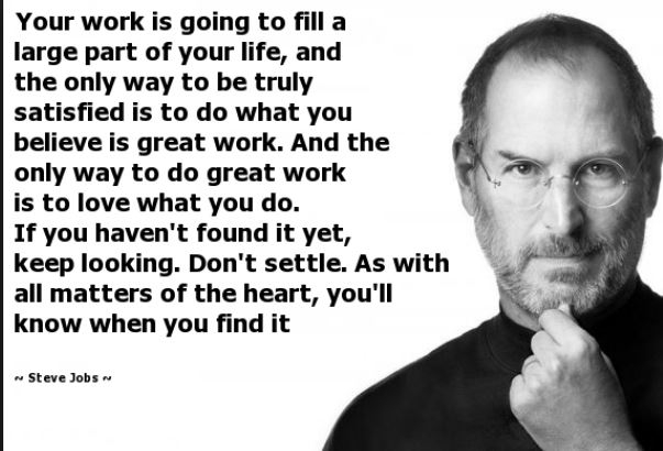 the life and work ethics of steve jobs Read steve jobs ' biography it was with this spiritual enlightenment that jobs' work ethic and simplistic view toward life according to jobs' work mantra.