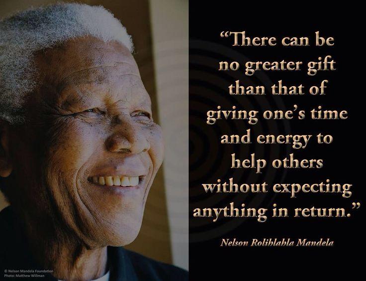 Nelson Mandela Inspirational And Motivational Words Of Wisdom