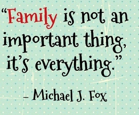 living in a happy home great inspirational family quotes and