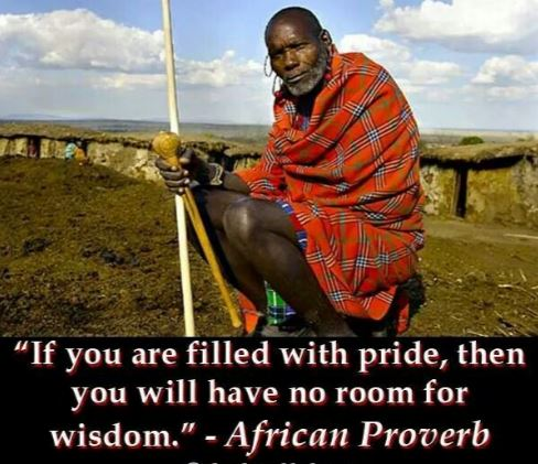 Inspirational African Quotes and Proverbs With Images – African ...